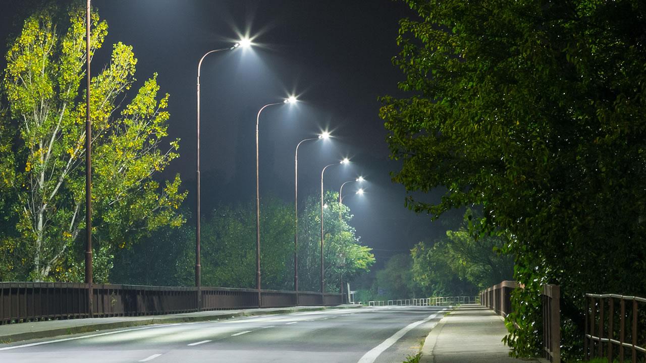 Lichtemissionen